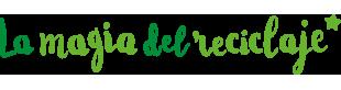 Logotipo La magia del reciclaje