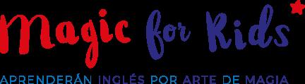 Logotipo Magic for Kids