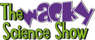 Logotipo The Wacky science show