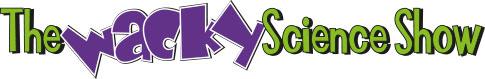 Logo The Wacky Science Show