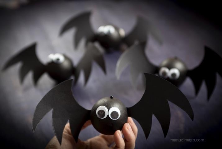 murciélagos DIY