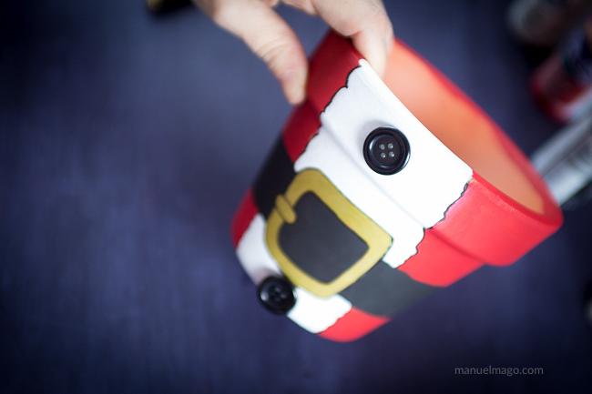 maceta navideña 1